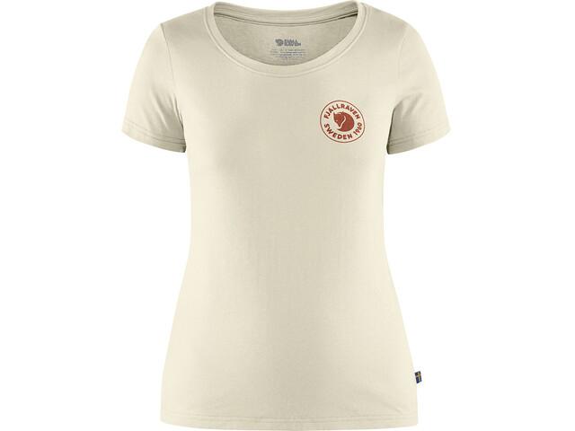 Fjällräven 1960 Logo T-Shirt Women chalk white